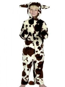 Cow Costume for kids